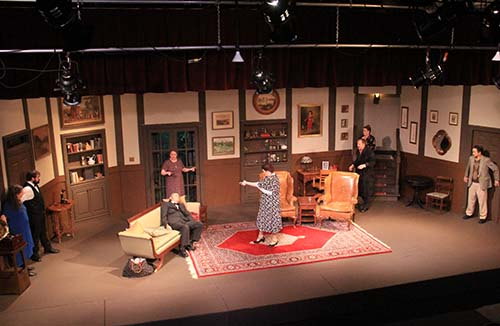 Last Weekend to Solve a Murder at Tater Patch Players