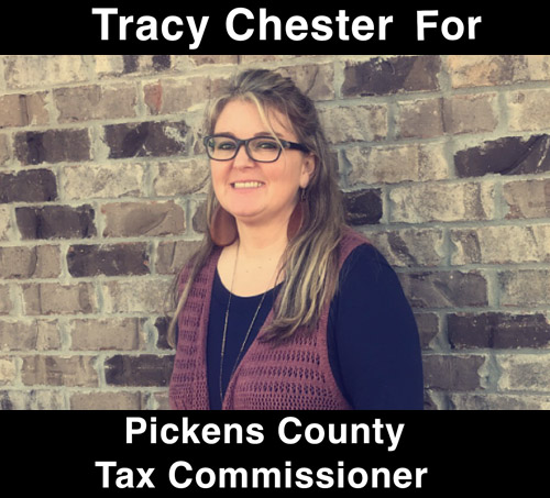 Tracy Chester Announces Candidacy for Tax Commissioner