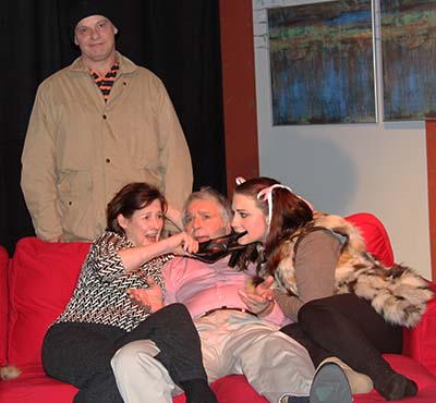 Sylvia Opens at Tater Patch Players This Week