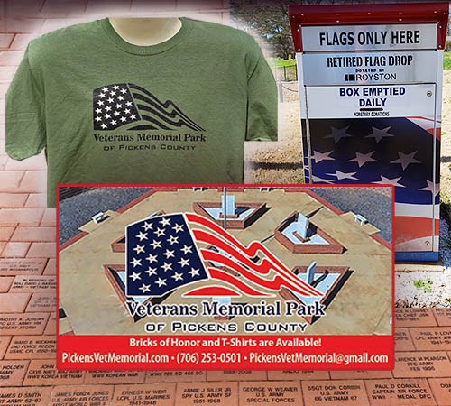 Another Milestone for the Veterans Memorial Park
