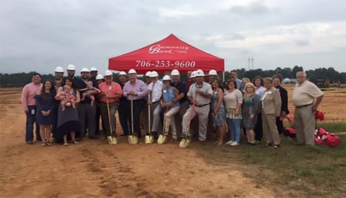 Windsor Lodge Assisted Living Groundbreaking