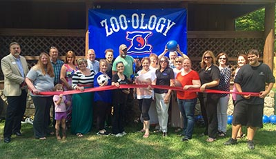 House of ZOO-OLOGY Ribbon Cutting
